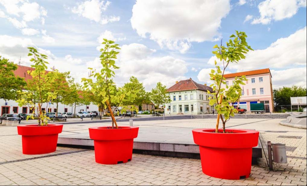 Gianto Tablo Plantenbak geschikt voor bomen