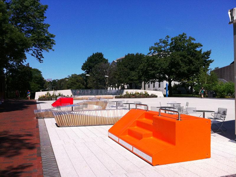 Fitstation sporttoestel - Ideaal sportmeubel voor de (semi) openbare ruimte
