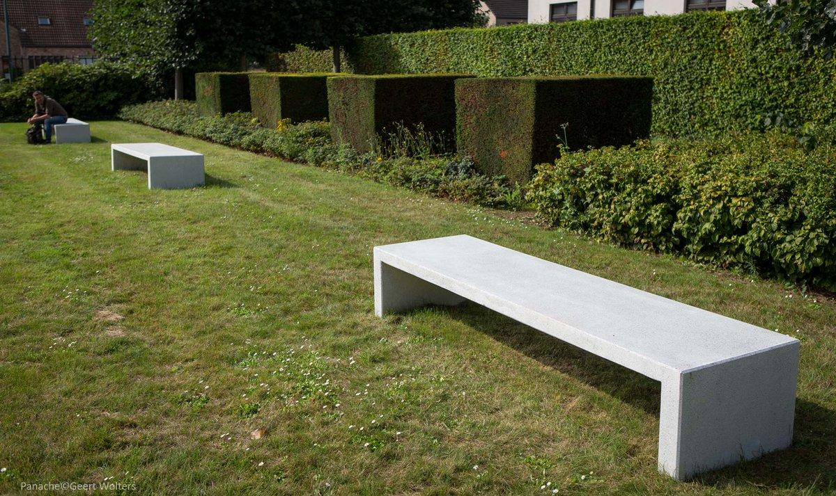 Lamina tafel is speciaal ontwikkeld voor de openbare ruimte