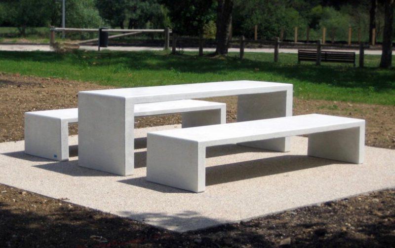 Lamina tafel is gemaakt van gewapend architectonisch beton