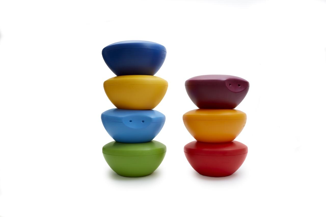 Scopi zitelement beschikbaar in verschillende kleuren
