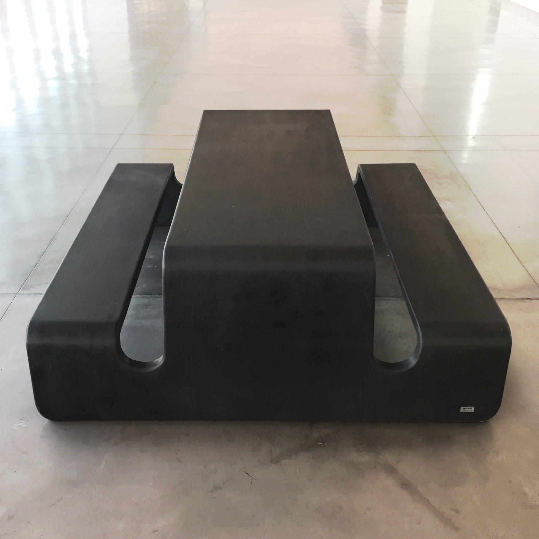 Tour picknicktafel is ideaal meubilair voor bedrijven