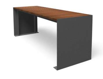 Passepartout Wood Tafel
