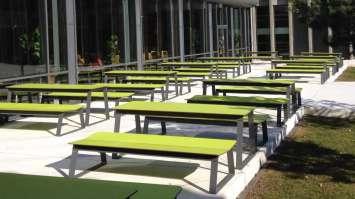 Superfly tafel - voor scholen, kantoren en universiteiten