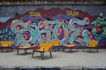 Superfly tafel geschikt voor elke openbare ruimte
