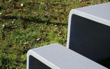 Tour picknicktafel is vandalismebestendig en onbreekbaar