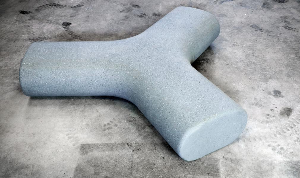 Cinnamon zitelement - set van betonnen modulaire zitelementen
