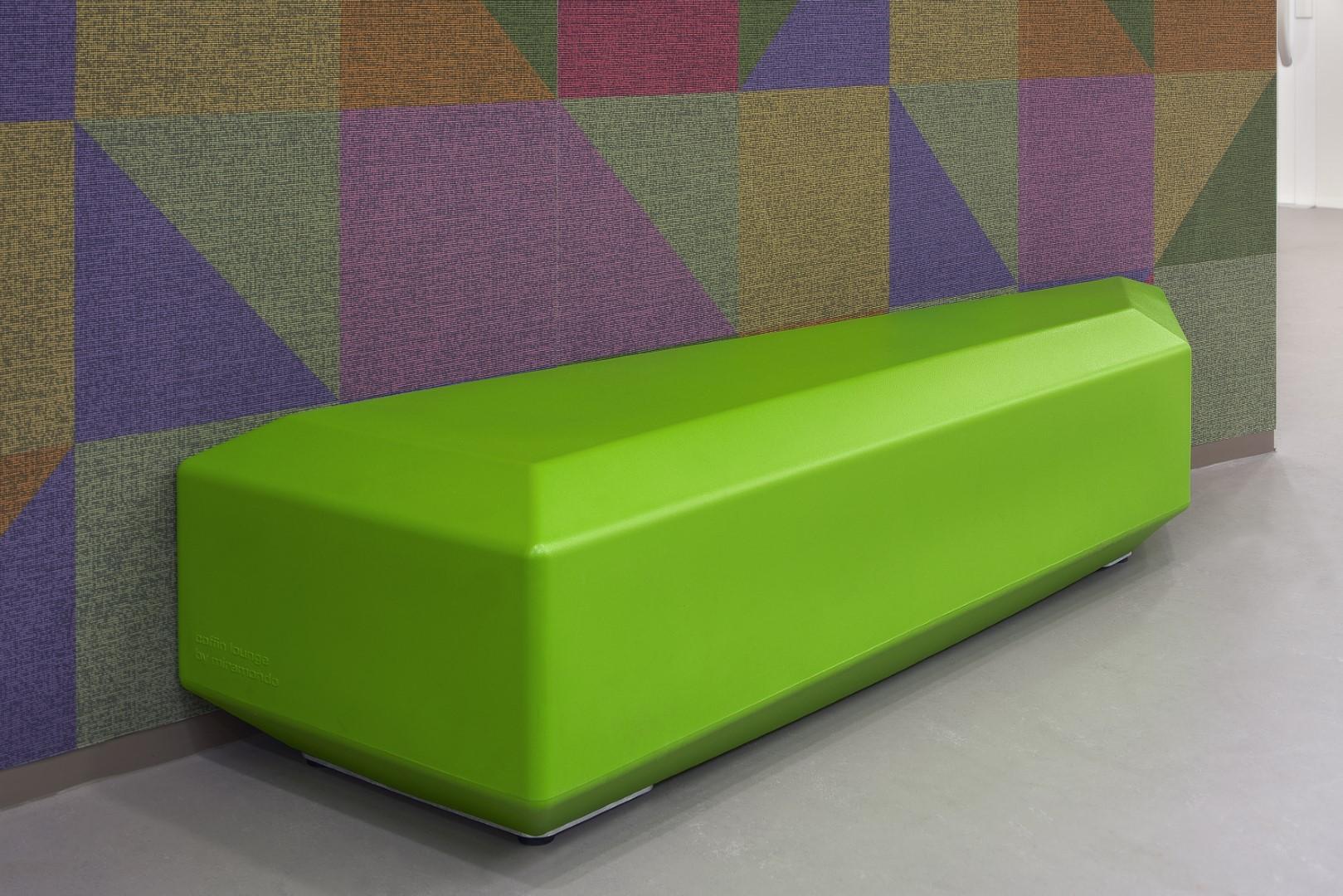 Coffin lounge banken - strak design