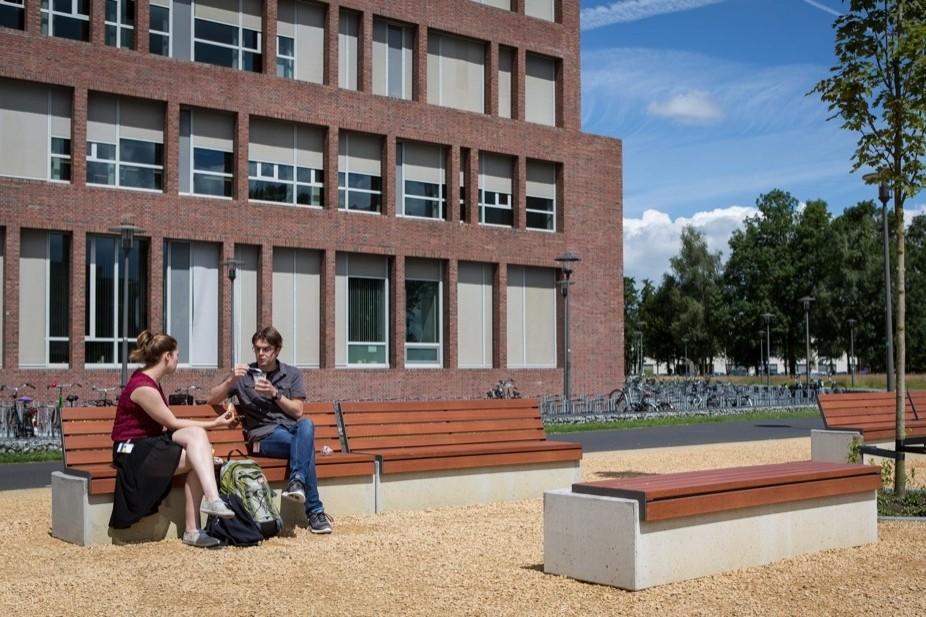 Hop Hop banken voor studenten Universiteit Wageningen