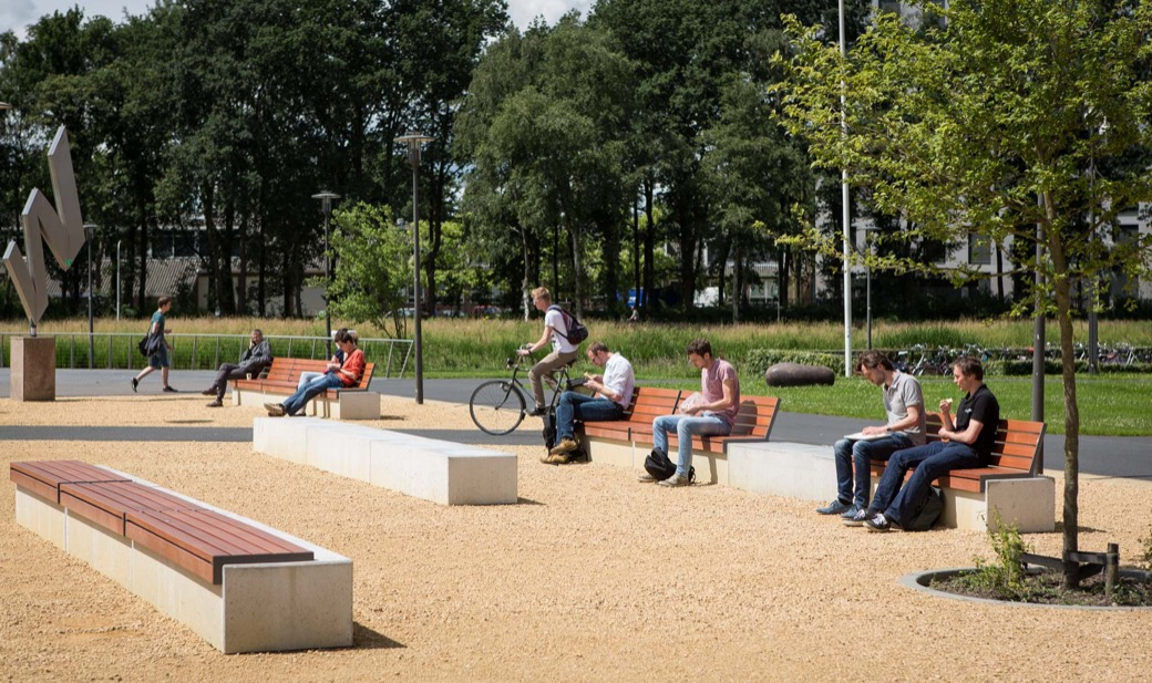 HopHop banken voor studenten Universiteit Wageningen