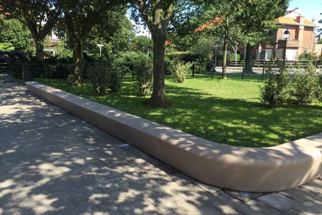 Willem de Zwijgerschool kiest voor multifunctioneel straatmeubilair!