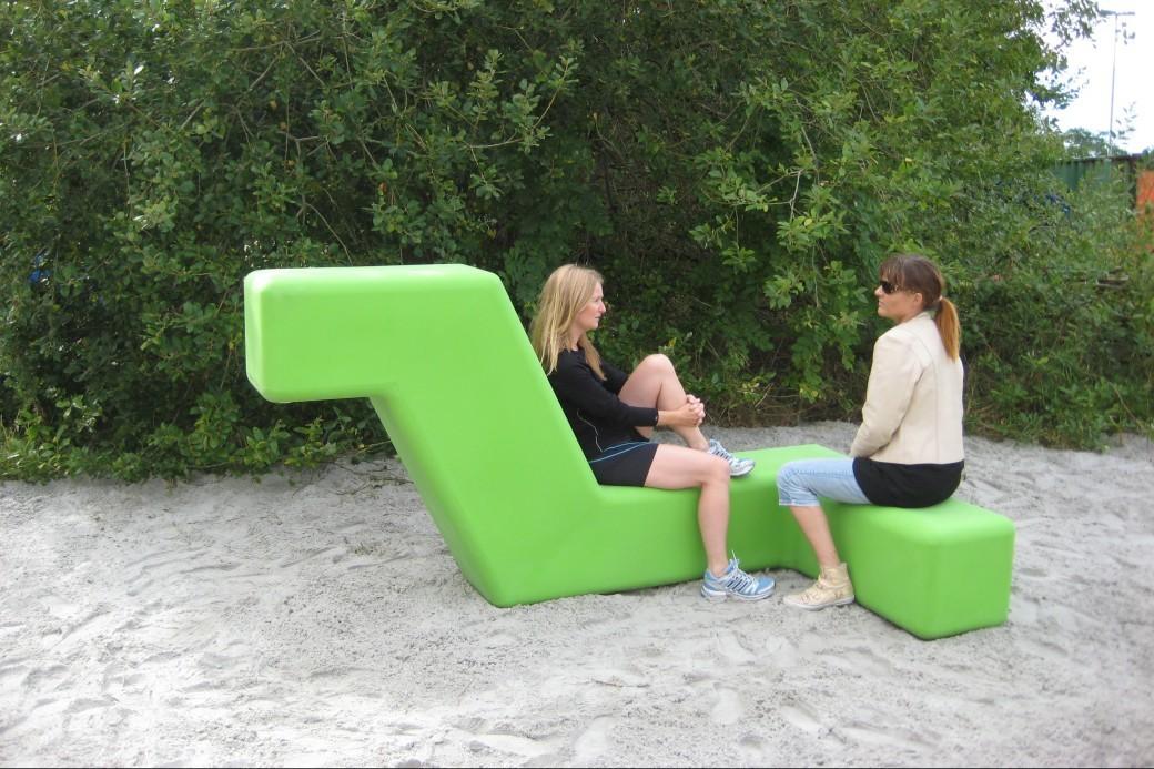Loop Boa speelelementen geven kleur aan Campus Amsterdam