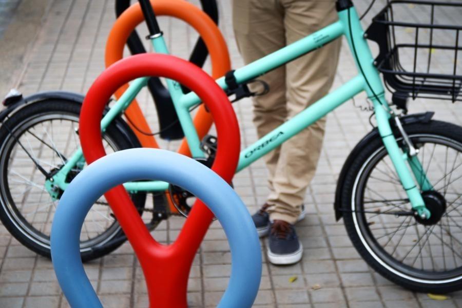 LocLock fietsbeugel, daar word je vrolijk van!